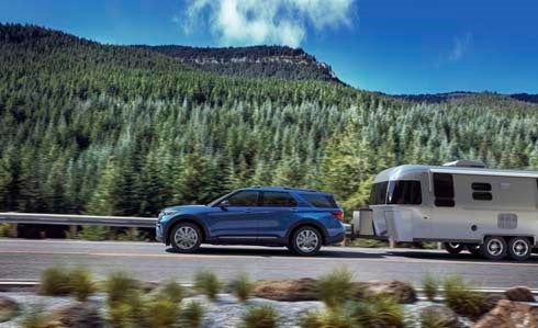 Ford Explorer Towing Capacity >> 2019 Ford Explorer Towing Capacity World Ford Pensacola