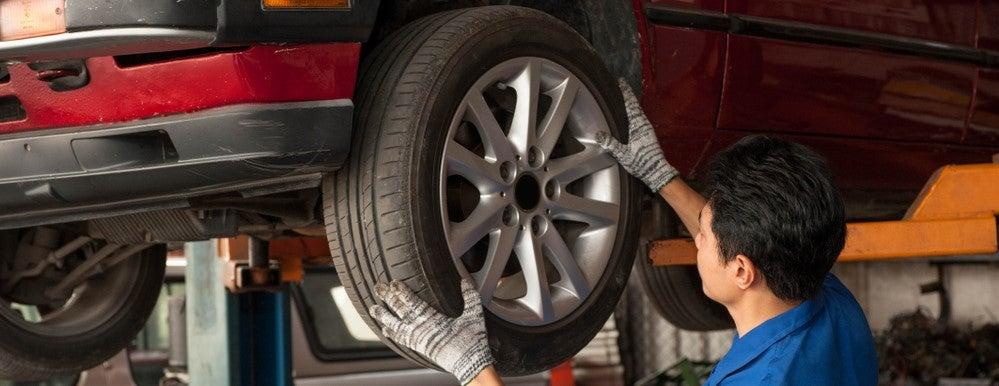 Tire Repair near Me | World Ford Pensacola FL