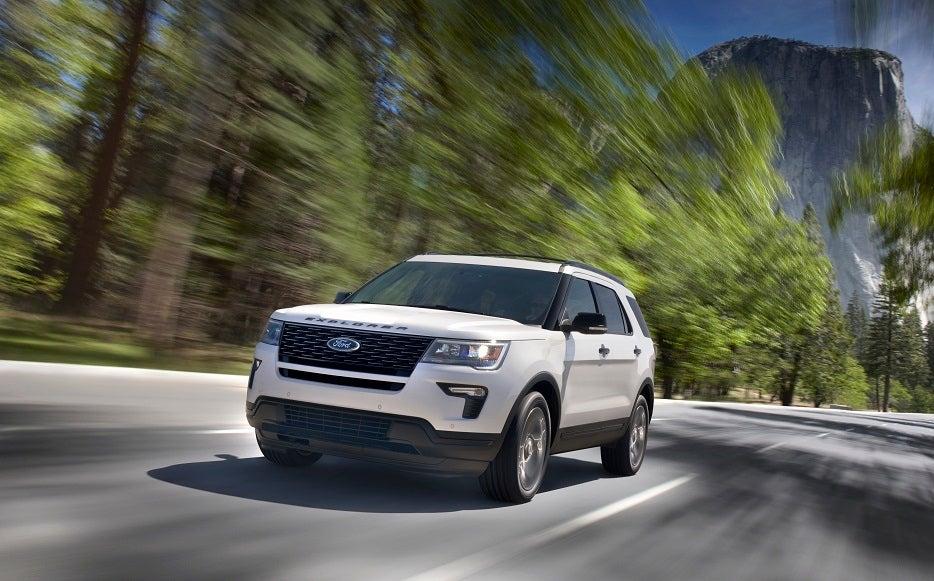 Ford Explorer Towing Capacity >> Ford Explorer Towing Capacity Harvey La Bohn Ford