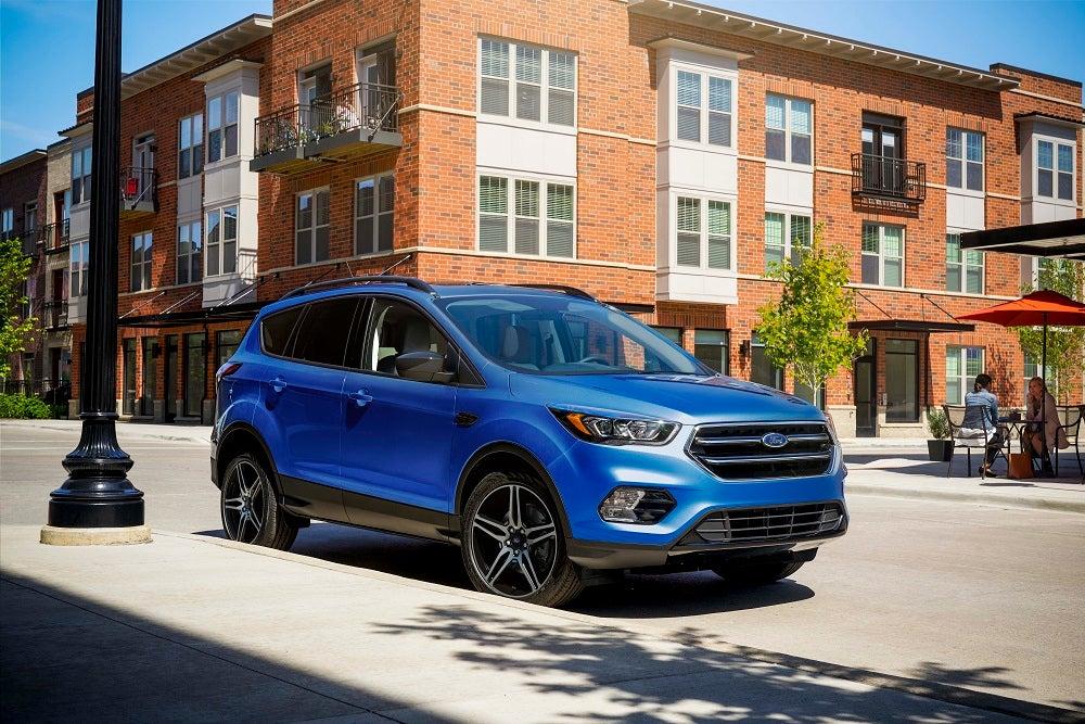 Ford Escape Dimensions Harvey La Bohn Ford