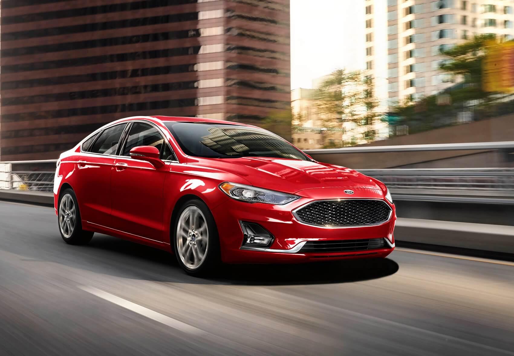 Ford Fusion 2020 Review.2020 Ford Fusion Review Harvey La Bohn Ford