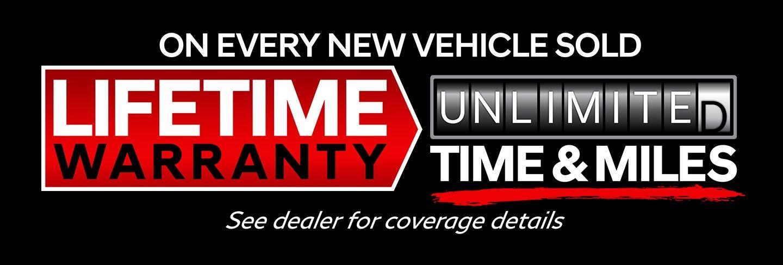 Lifetime Warranty in Jacksonville FL
