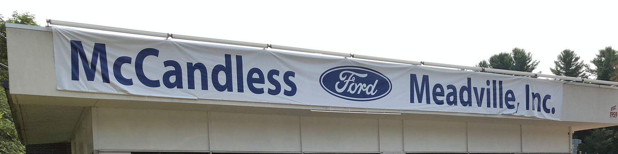 Welcome Meadville Customers Mccandless Ford Meadville