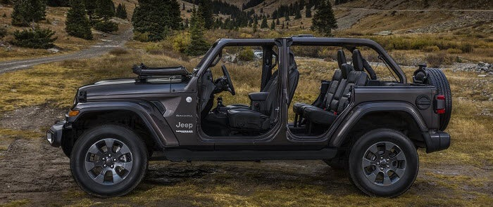Jeep Wrangler Interior >> 2019 Jeep Wrangler Unlimited Review
