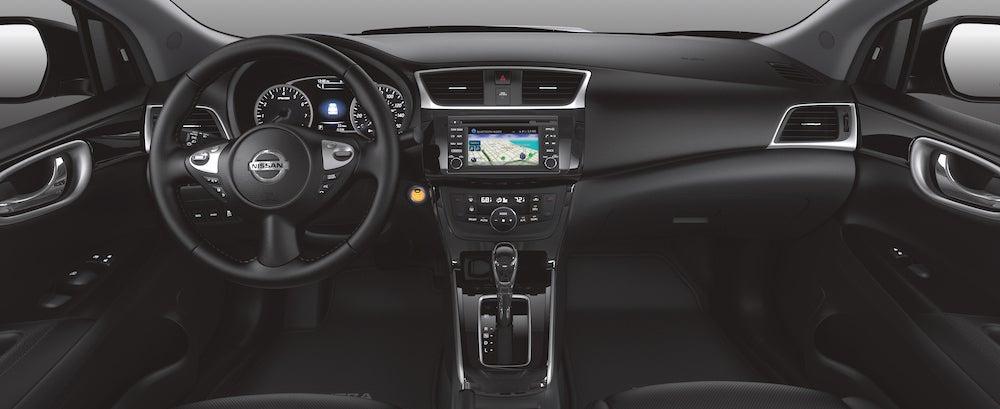 2019 Nissan Sentra Interior Avon IN   Andy Mohr Avon Nissan