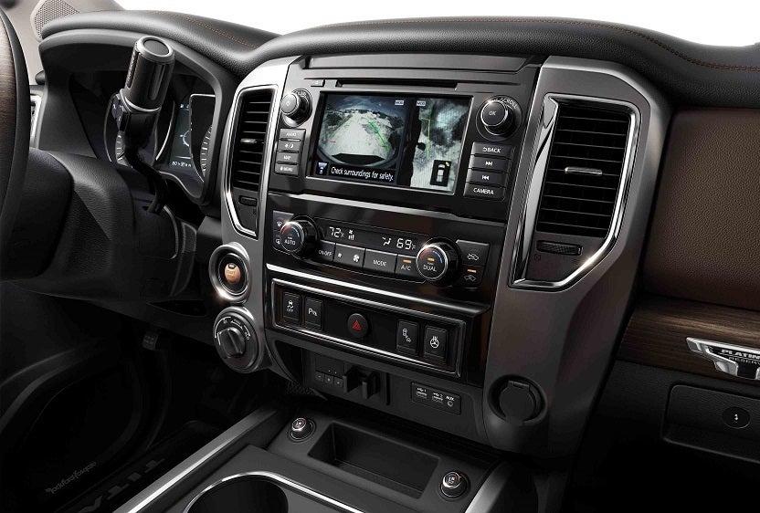 Nissan Titan Towing Capacity Avon IN | Andy Mohr Avon Nissan