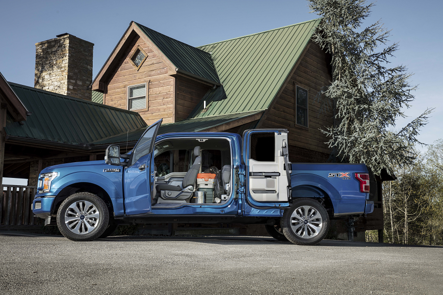 2019 Ford F-150 Review Plainfield IN | Andy Mohr Ford
