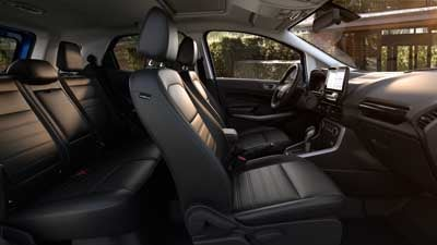 Ford Ecosport Interior Plainfield In Andy Mohr Ford
