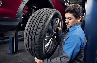 Tire Shop Near Me | Andy Mohr Ford