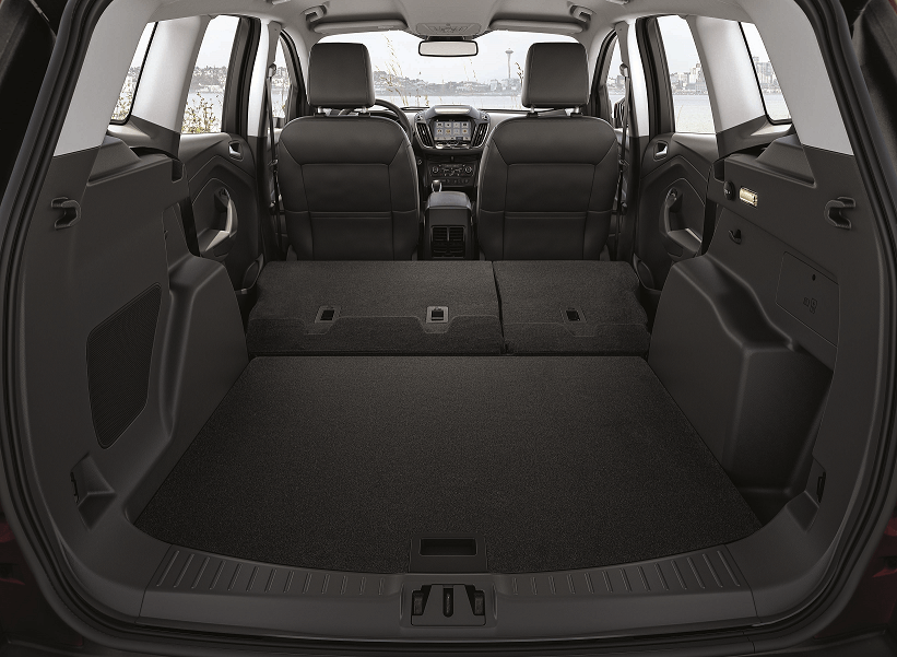 Ford Escape Cargo Space West Point Ford Dealer