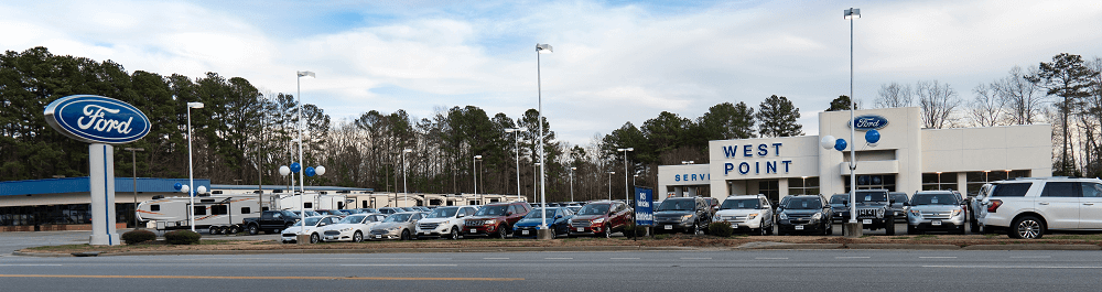 Used Car Dealer Near Me West Point Ford