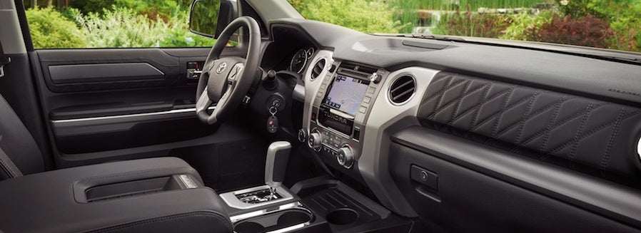 Toyota Tundra Interior Avon IN   Andy Mohr Toyota