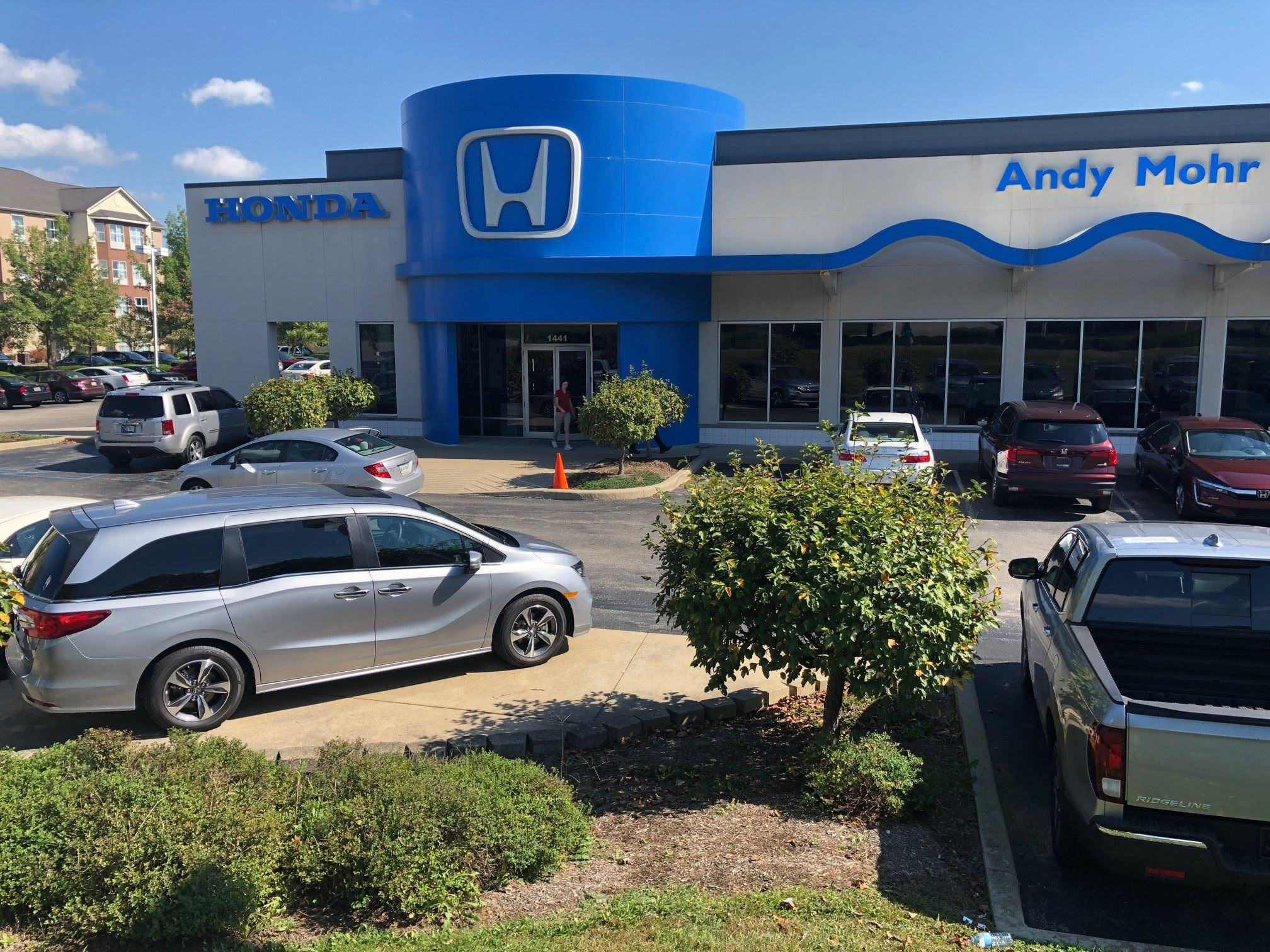 Honda Dealership Indianapolis >> Honda Dealer Greenwood In Andy Mohr Honda