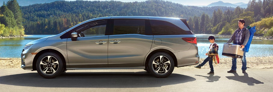 2019 Honda Odyssey Review And Release Date >> 2019 Honda Odyssey Review Bloomington In Andy Mohr Honda