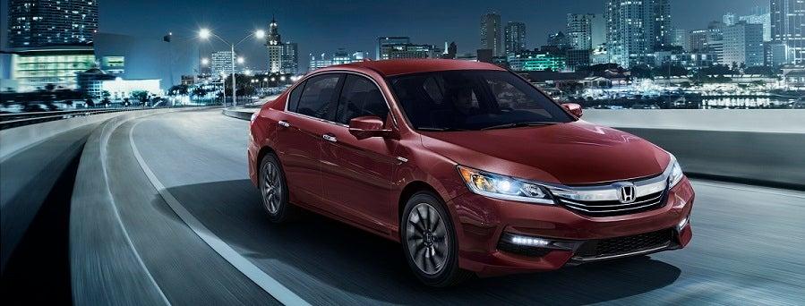 Honda Accord Miles Per Gallon