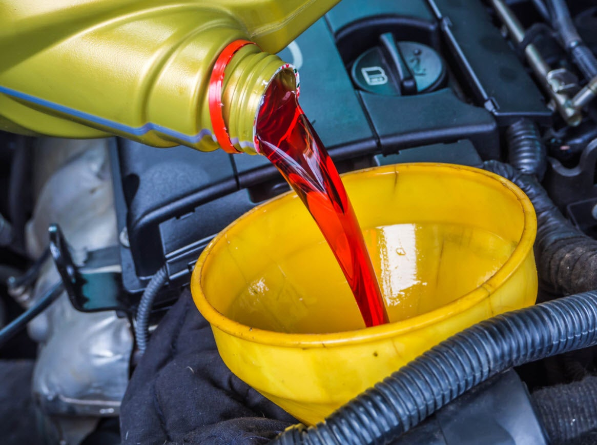 How Do You Check Transmission Fluid >> How Do You Check Transmission Fluid Andy Mohr Honda