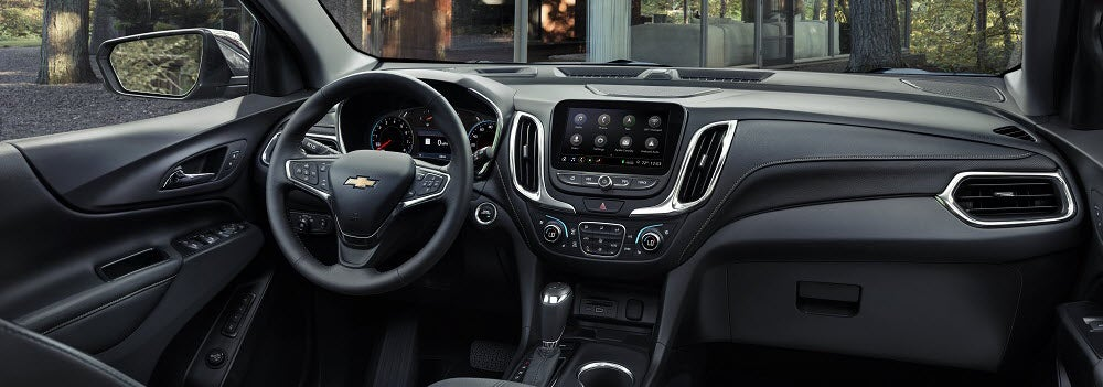 Chevy Equinox Interior Feldman Chevy Of Highland