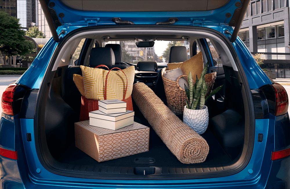 2019 Hyundai Tucson Interior Bloomington IN | Andy Mohr Hyundai