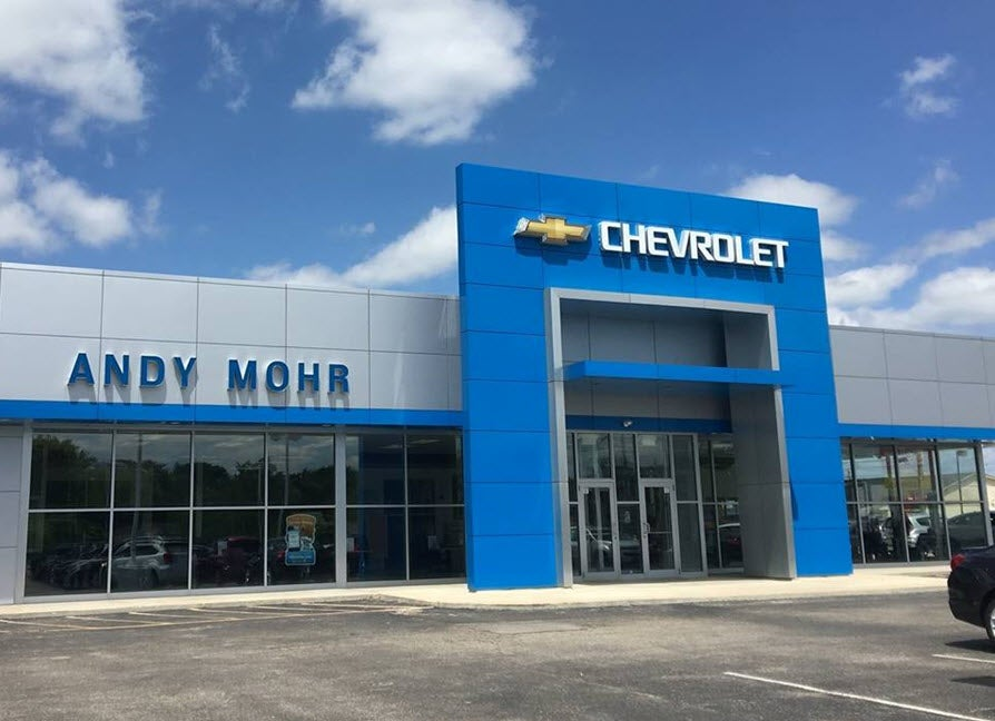 Oil Change Near Me Andy Mohr Speedway Chevrolet