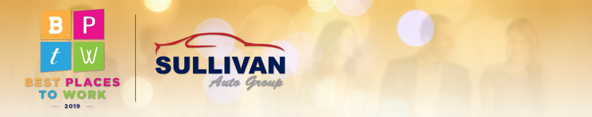 Best Places To Work 2019 Award - The Sullivan Auto Group