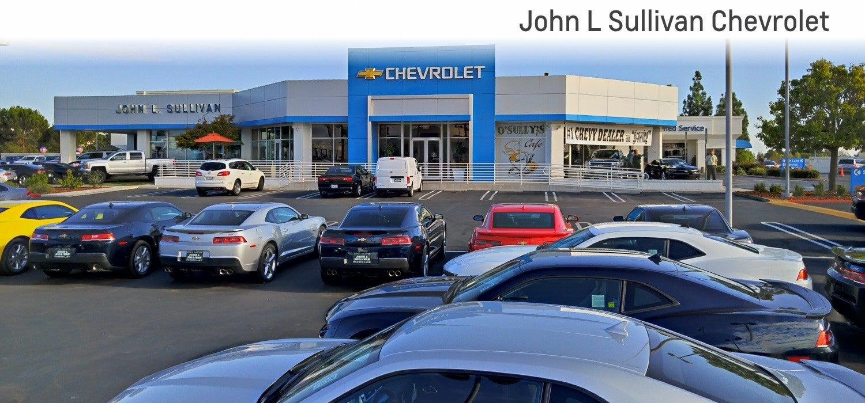 John L Sullivan Chevrolet