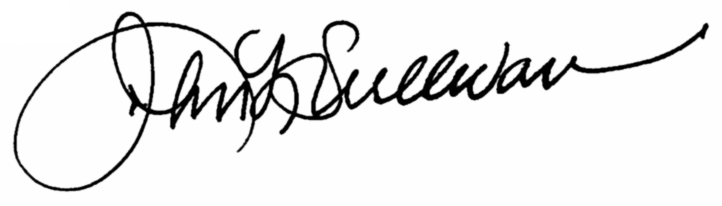 Signature - John L. Sullivan