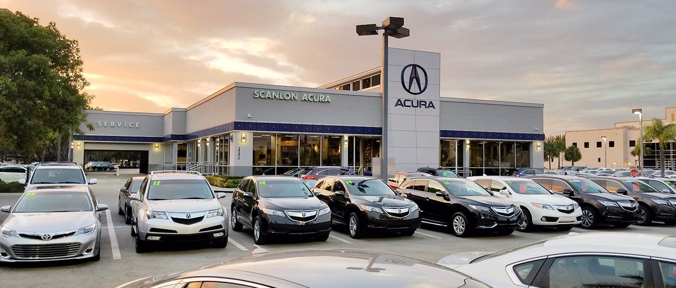 Acura Fort Myers >> About Scanlon Acura A Fort Myers Fl Dealership