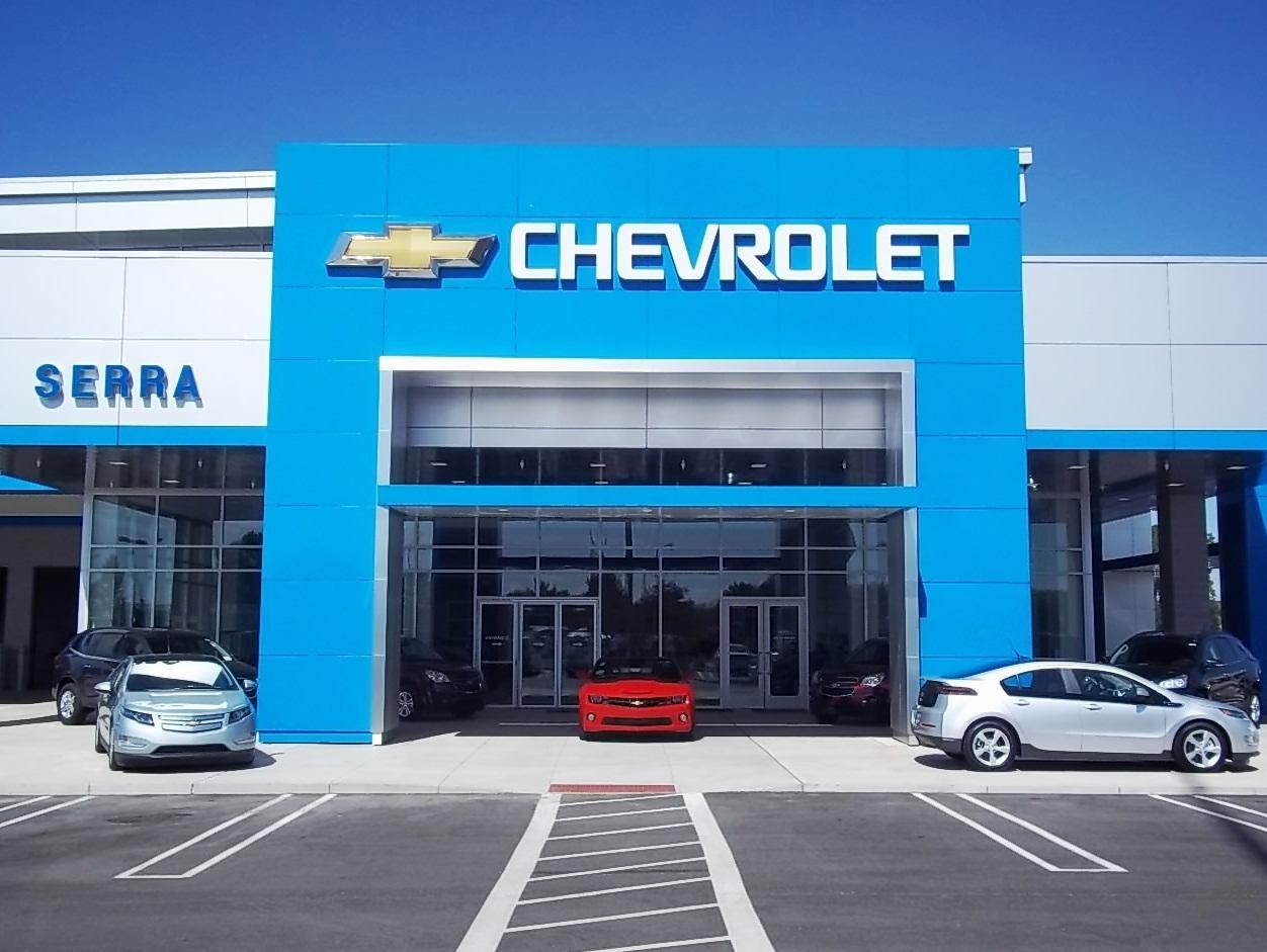 Al Serra Used Cars >> Chevrolet Dealer In Birmingham Al Used Cars Birmingham