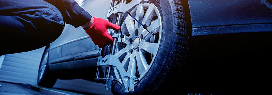 Wheel Alignments & Tire Rotations near Me