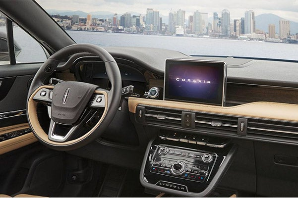 2020 Lincoln Corsair Interior Features & Technology