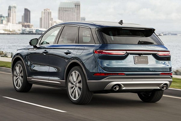 2020 Lincoln Corsair Specs, Safety & Performance