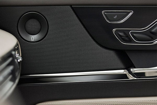 The New 2020 Lincoln Corsair 14 speaker revel audio system