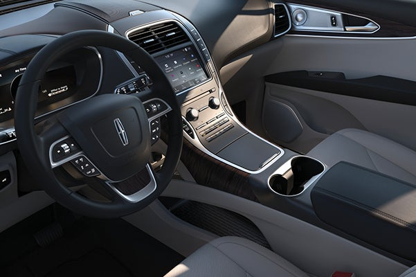 2020 Lincoln Nautilus Interior & Technology