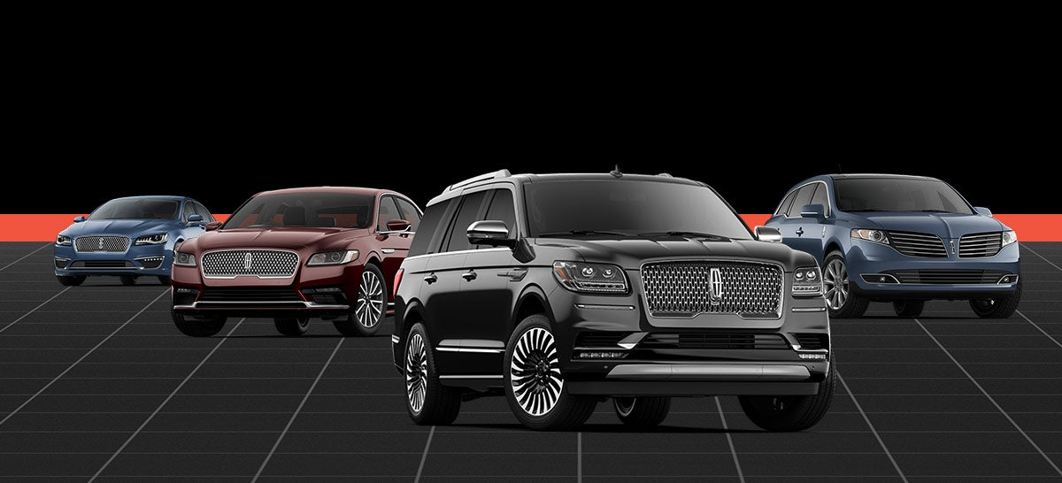 2020 Lincoln lineup header