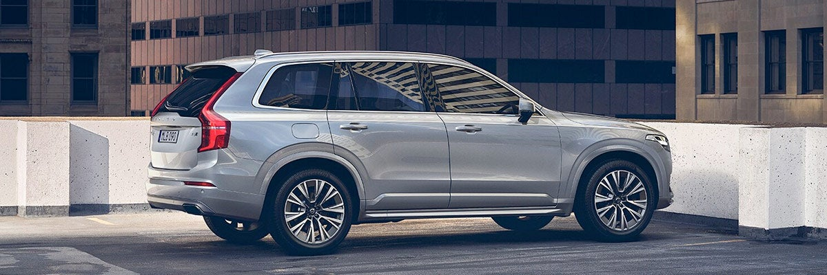 2020 Volvo XC90 Specs & Safety Features