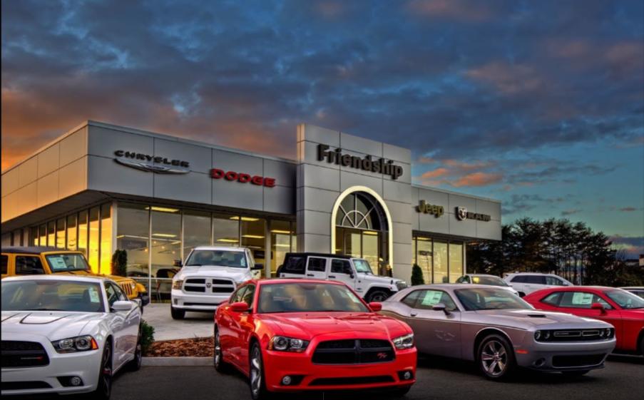 dodge dealership hours About Our Chrysler, Dodge, Jeep, Ram, Wagoneer Dealership - Forest