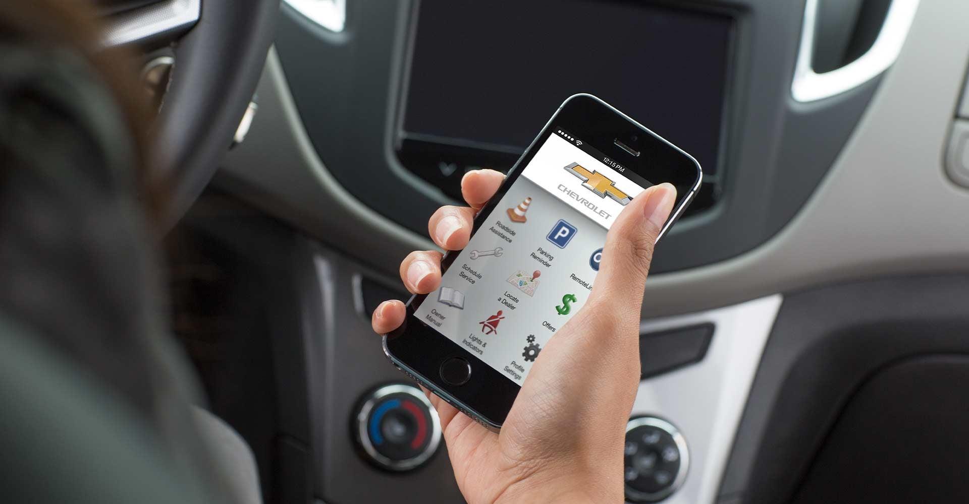 Discover Mychevrolet App Benefits Preston Chevrolet Of Aberdeen