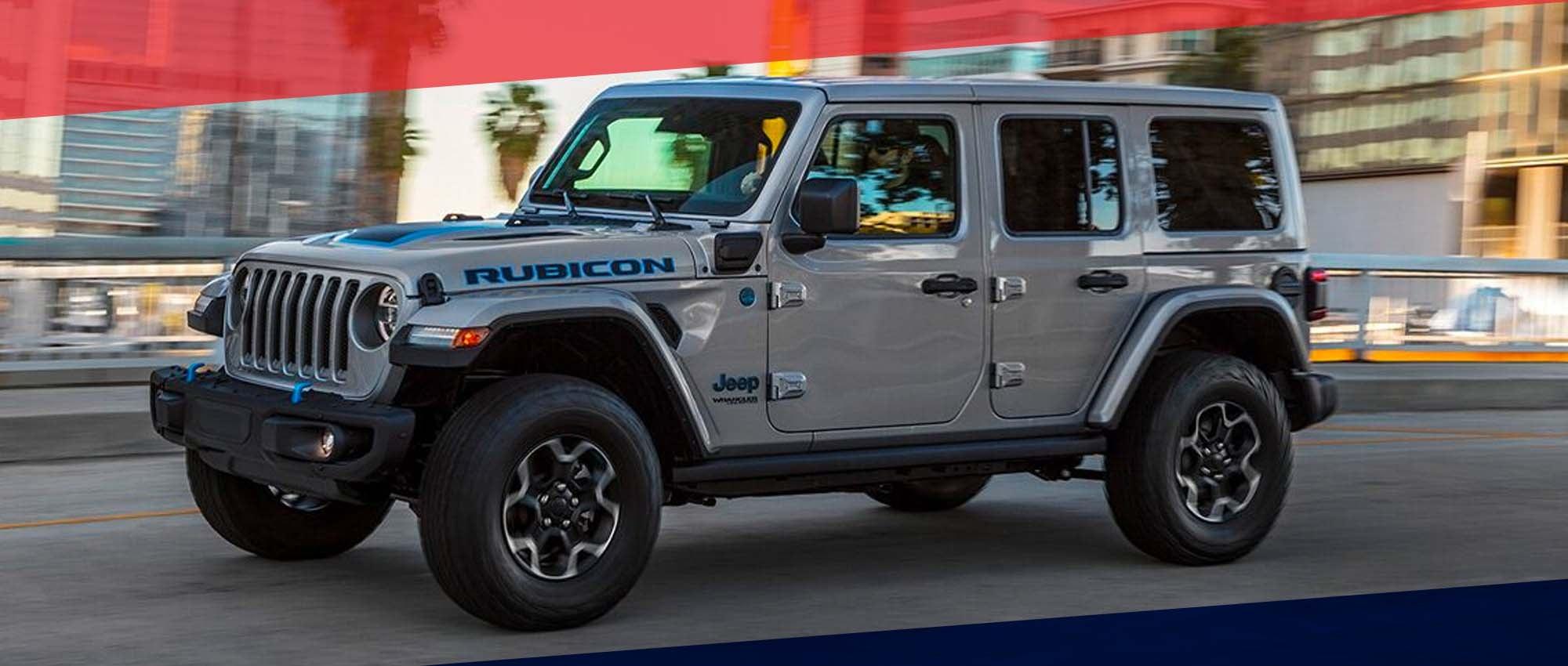 2021 Jeep Wrangler 4xe