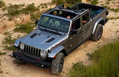 2020 Jeep Gladiator | Jeep Gladiator Raleigh, NC | Leith ...