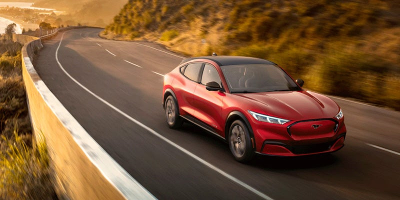 2021 Ford Mustang Mach E Reservation Denver Co Electric Suv