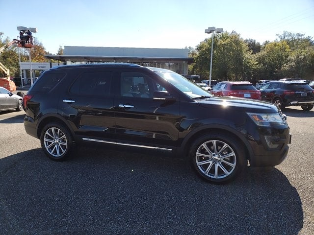 used 2016 Ford Explorer car, priced at $14,995