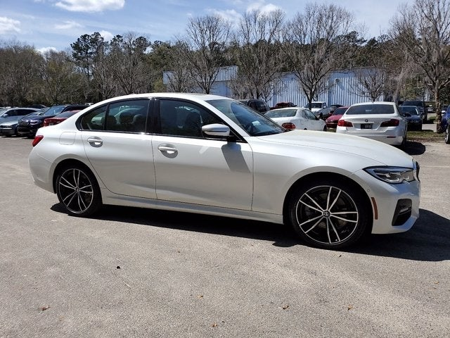 new 2021 BMW 330e car, priced at $53,620