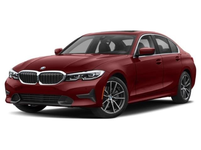 new 2021 BMW 330i car, priced at $47,110