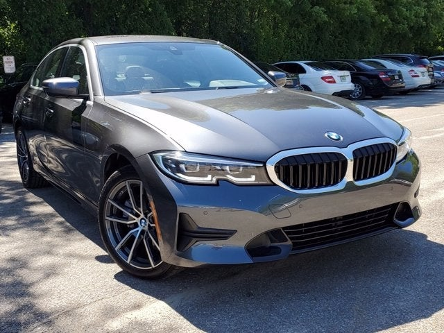 new 2021 BMW 330i car, priced at $48,225