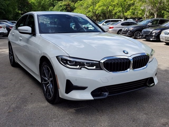 new 2021 BMW 330i car, priced at $45,645