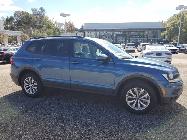 used 2020 Volkswagen Tiguan car, priced at $19,995