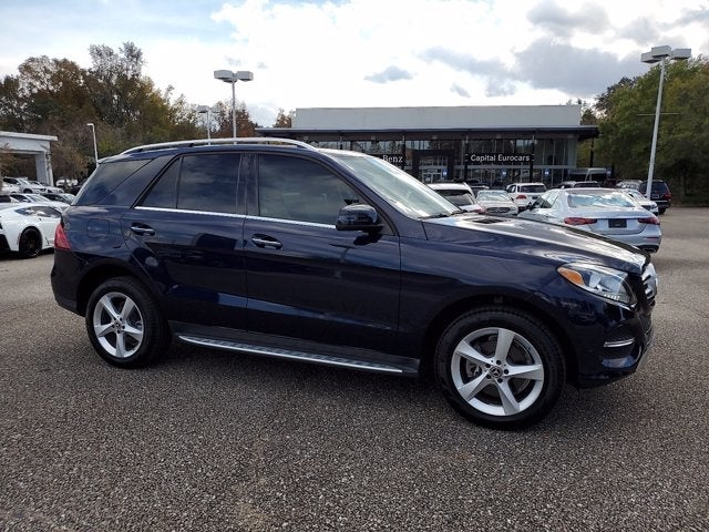 used 2017 Mercedes-Benz GLE car, priced at $35,795