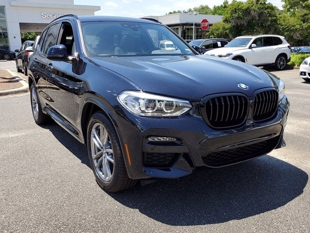 new 2021 BMW X3 car, priced at $52,385