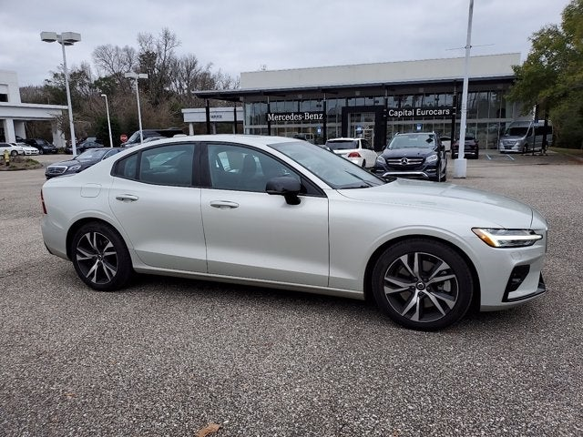 used 2019 Volvo S60 car, priced at $31,791