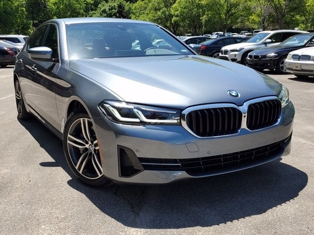 new 2021 BMW 530i car, priced at $59,885